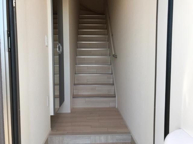 (仮称)大網白里市新築アパート 206号室の玄関