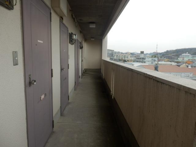 サンセット八事 605号室のエントランス