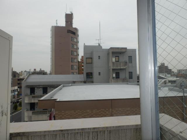 サンセット八事 605号室の景色