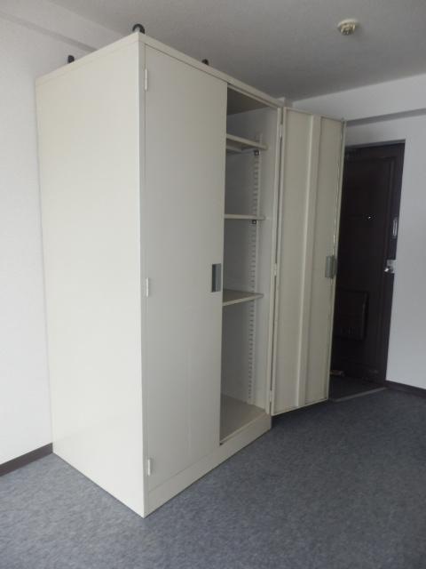 サンセット八事 605号室の収納