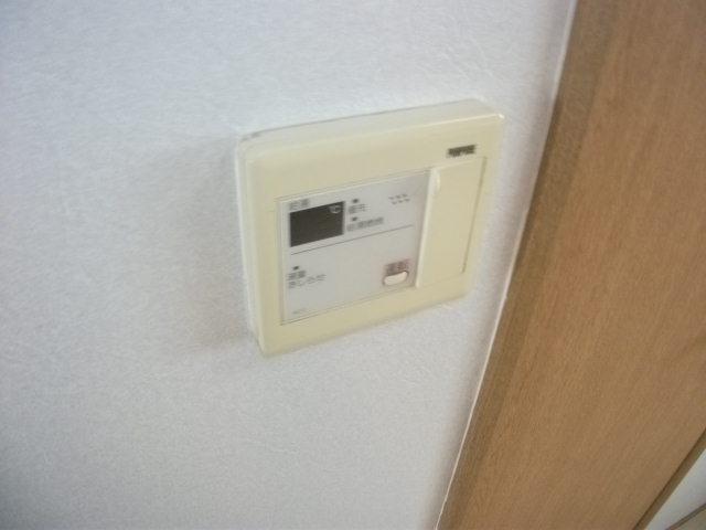 白羽ハイツⅢ 202号室のバルコニー
