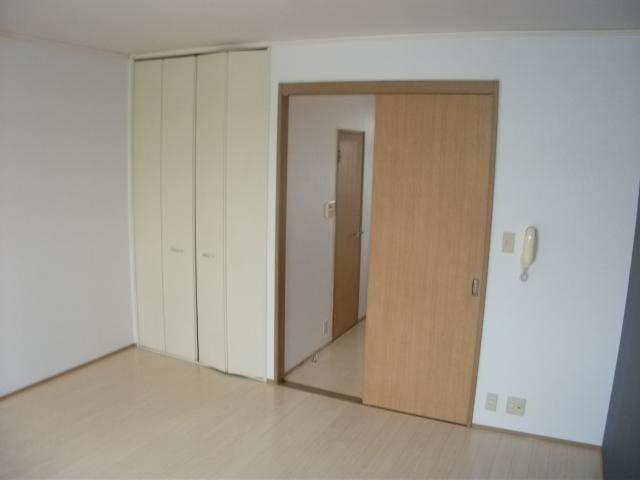 白羽ハイツⅢ 202号室の玄関