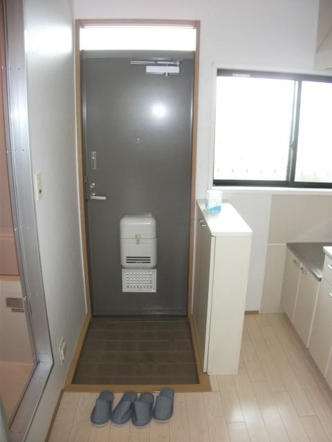 白羽ハイツⅢ 202号室の風呂