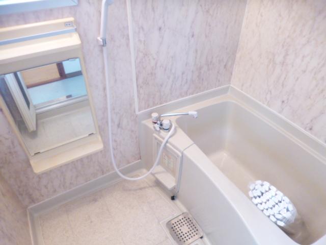 ドリームハイツカワセⅠ 202号室の風呂