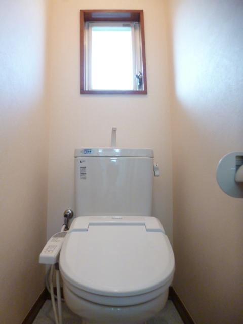 ドリームハイツカワセⅠ 202号室のトイレ
