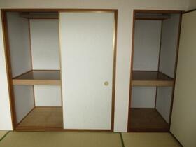 ヴィラフォーレ D 202号室の収納