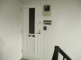 ヴィラフォーレ D 202号室の玄関