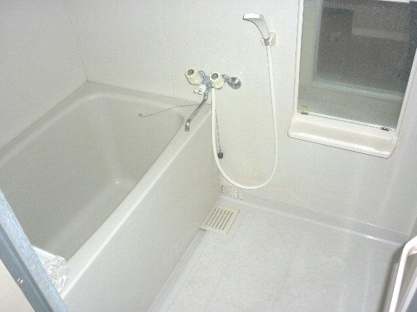 クレセントマンション 201号室の風呂
