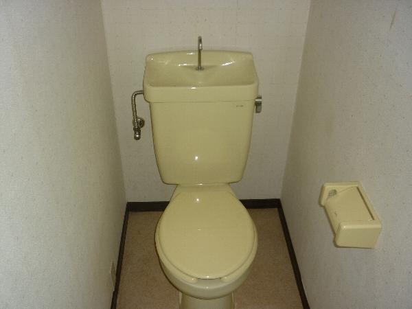 クレセントマンション 201号室のトイレ