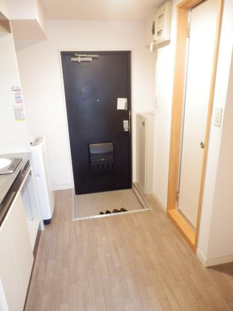 和地山ロイドアパート 102号室のキッチン