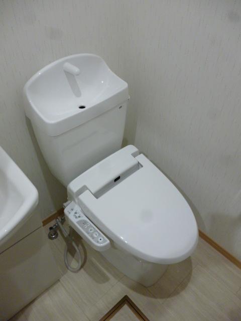 星久喜の家 1E号室のトイレ