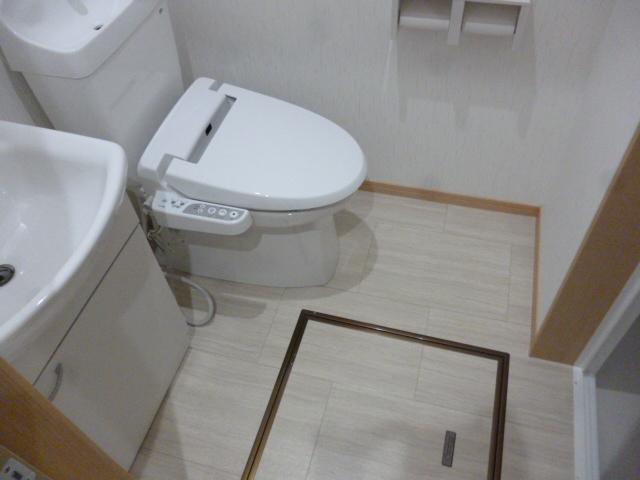 星久喜の家 1E号室の洗面所