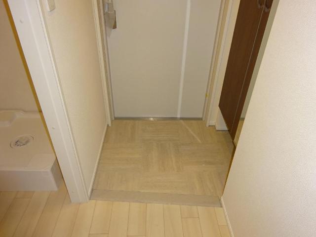 (仮称)茂原市高師新築マンション 203号室の玄関