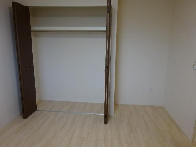 (仮称)茂原市高師新築マンション 203号室の収納
