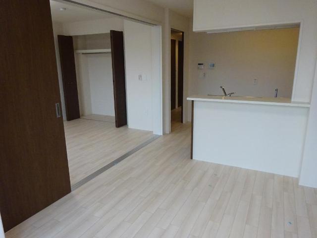 (仮称)茂原市高師新築マンション 203号室のリビング