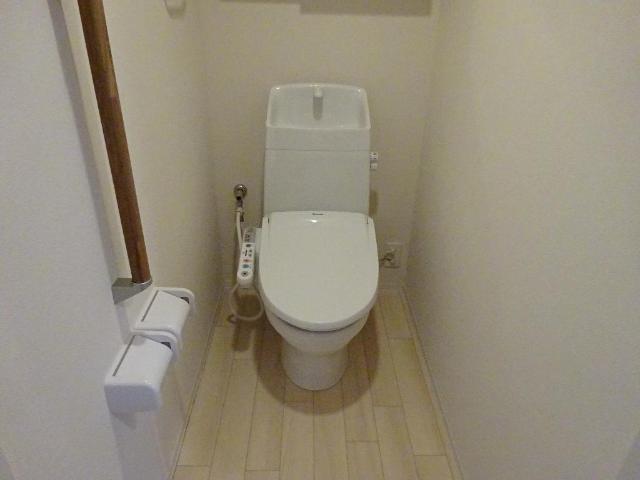 (仮称)茂原市高師新築マンション 203号室のトイレ