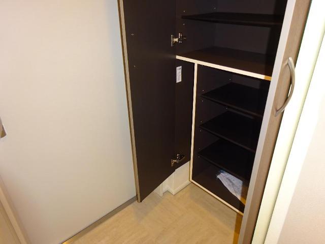 (仮称)茂原市高師新築マンション 303号室の収納