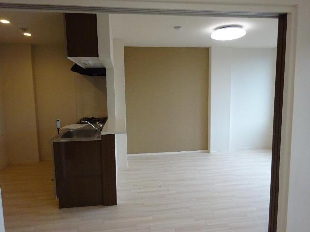 (仮称)茂原市高師新築マンション 303号室のリビング