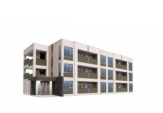 (仮称)茂原市高師新築マンション 203号室の外観
