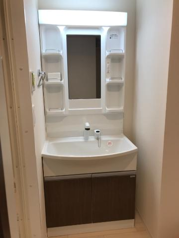 (仮称)茂原市高師新築マンション 303号室の洗面所
