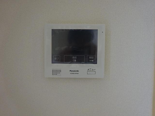 (仮称)茂原市高師新築マンション 303号室のセキュリティ