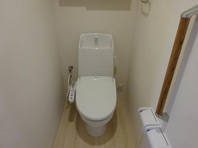 (仮称)茂原市高師新築マンション 305号室のトイレ