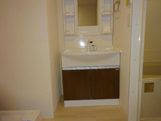 (仮称)茂原市高師新築マンション 305号室の洗面所