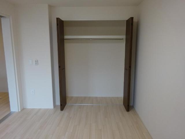 (仮称)茂原市高師新築マンション 305号室の収納
