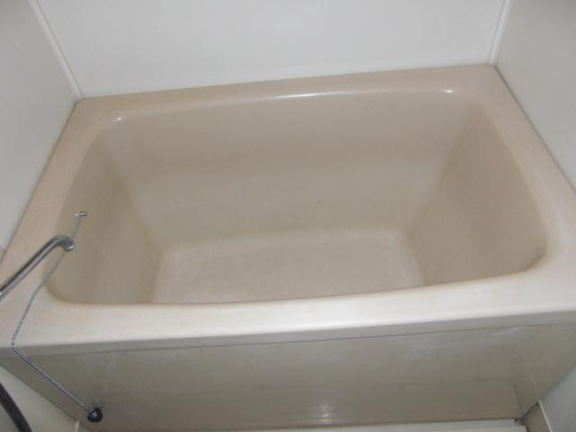 丸二サンハイツ 206号室の風呂