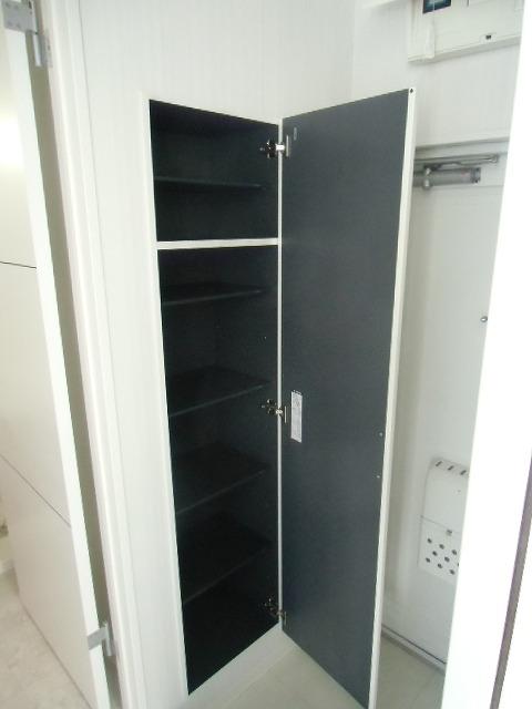 一ツ木ハイツ安井Ⅱ 203号室の収納