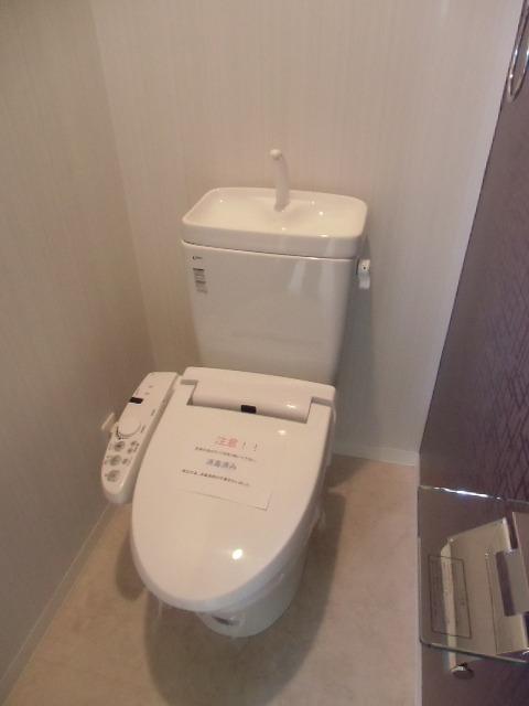 一ツ木ハイツ安井Ⅱ 203号室のトイレ