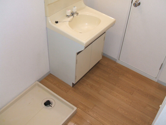 セジュール・ヴィルA 101号室の洗面所