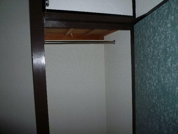 福田マンション 303号室の収納