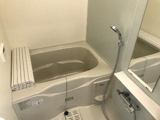 君津市大和田3丁目新築アパートA棟 106号室の風呂