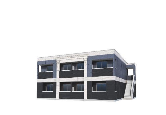 君津市北子安2丁目新築アパート外観写真