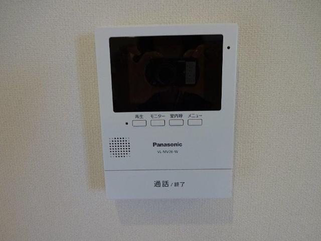 キンモクセイ 103号室のセキュリティ