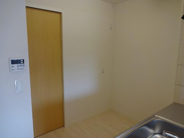 キンモクセイ 103号室のキッチン