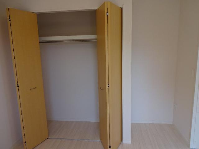 キンモクセイ 103号室の収納
