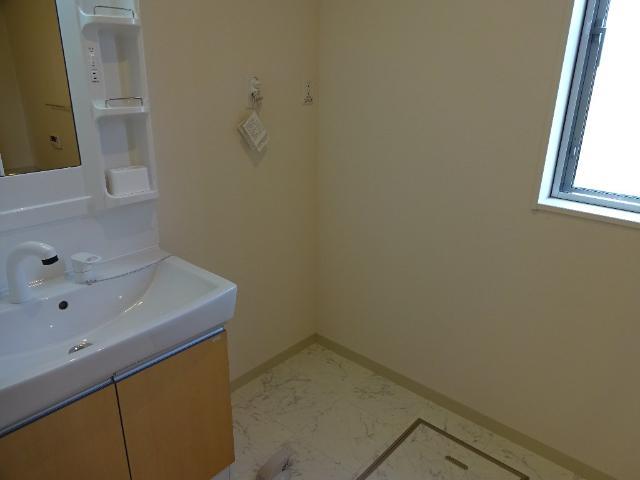 キンモクセイ 103号室の洗面所