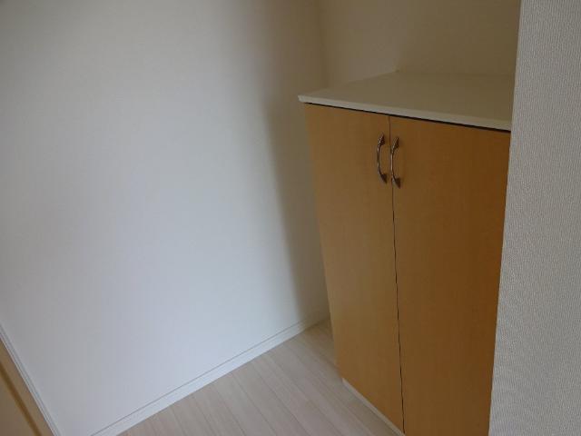 キンモクセイ 103号室の玄関