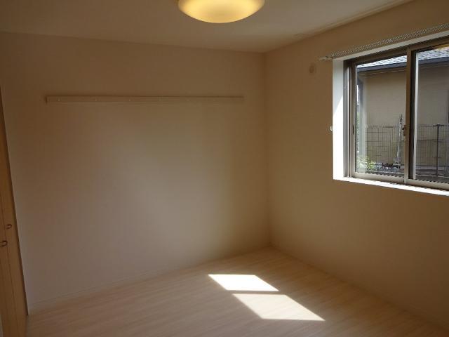 キンモクセイ 103号室のベッドルーム