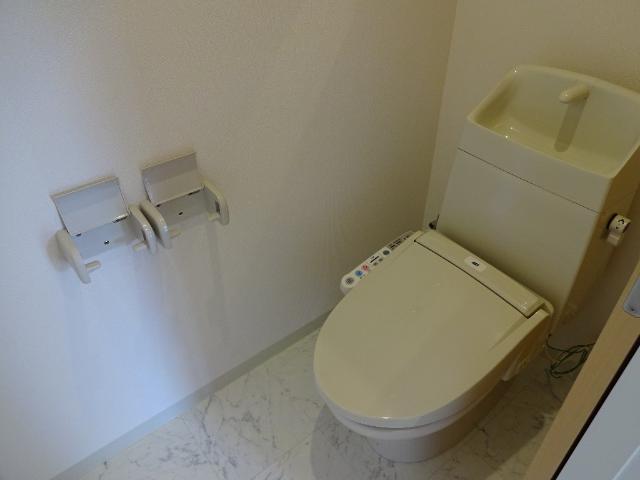 キンモクセイ 103号室のトイレ