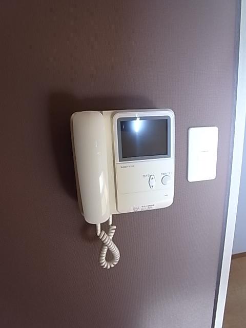 エルシックス 201号室のセキュリティ