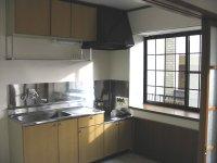 エスペランス広沢A 102号室のキッチン