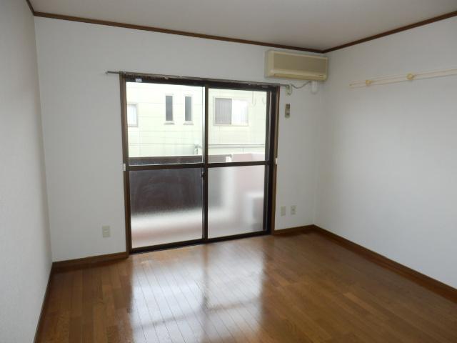 メルヴェーユA 303号室の景色