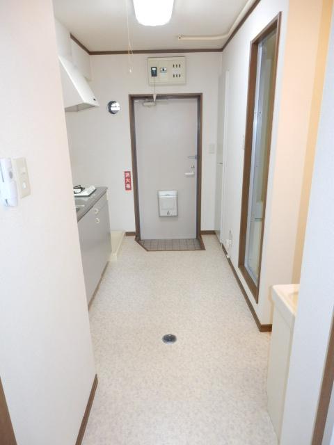 メルヴェーユA 303号室の設備