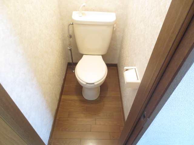 グランビュー 101号室のトイレ