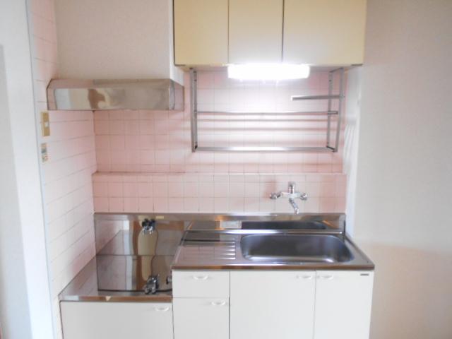 サクセスすずき 304号室のキッチン