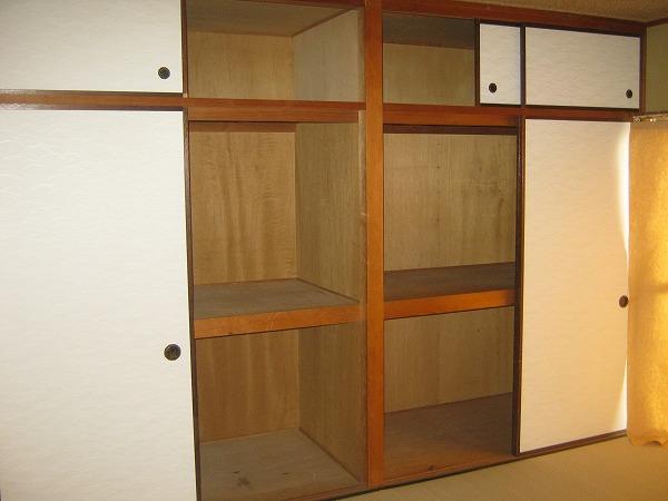 サクセスすずき 304号室の収納