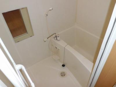 ベルード60 201号室の風呂